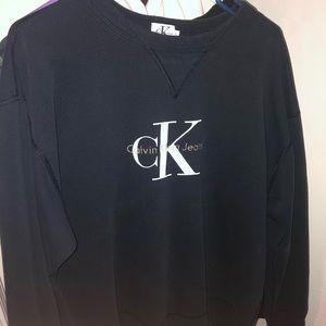 Vintage Calvin Klein Crewneck